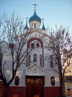 Resurrection Orthodox Cathedral