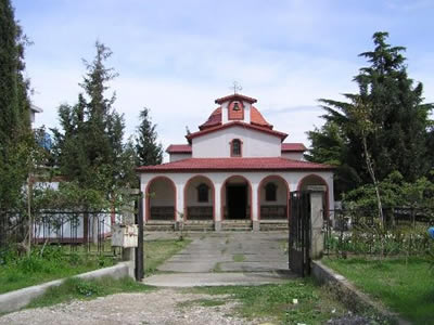 Resurrection of Christ Orthodox Church
