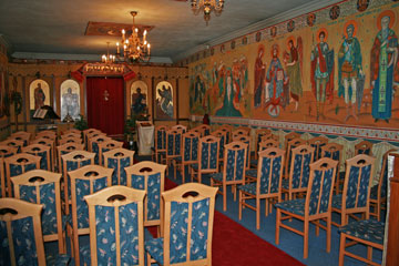 Resurrection of Lord Orthodox Chapel