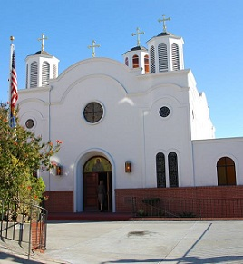 Saint John the Baptist Serbian Orthodox Cathedral