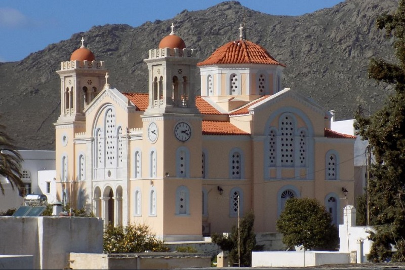 Saint Nicholas, Pyrgos