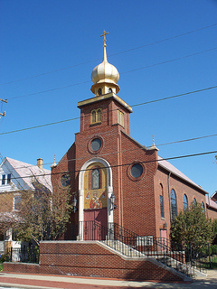 Saint Nicholas Ukrainian Orthodox Church