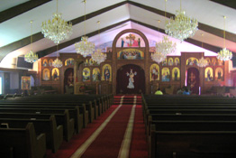 Saint Abanoub Coptic Orthodox Church