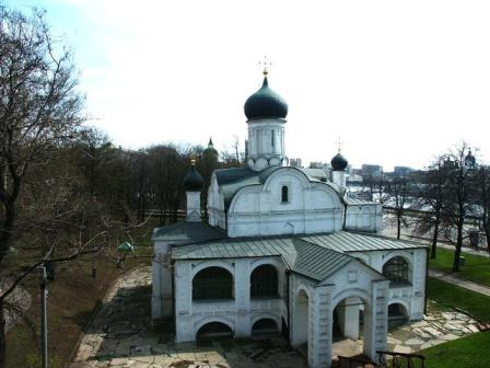 Saint Anna Orthodox Church