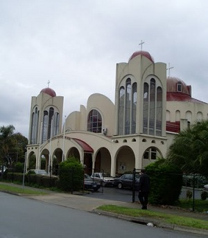 Saint Athanasios Orthodox Church