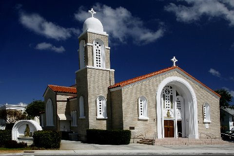 St Catherine S Greek Orthodox Church In West Palm Beach
