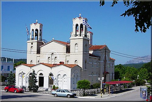 Saint Constantine Orthodox Church