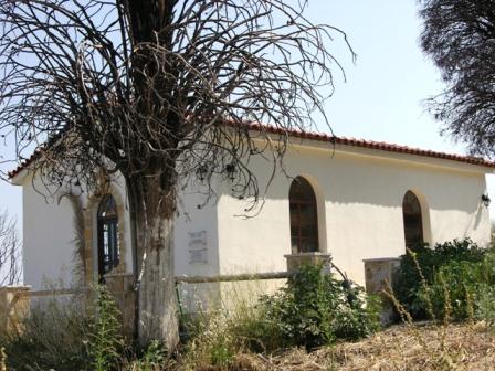 Saint Demetrius Orthodox Chapel, Kalamos - World Orthodox ...