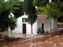 Saint Demetrius Orthodox Chapel, Vravrona - Mundo Ortodoxo ...