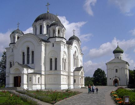 Saint Euphrosyne Orthodox Monastery Church