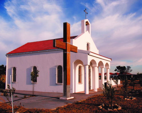 Saint Fotini Orthodox Chapel