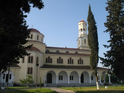 Saint George Orthodox Cathedral