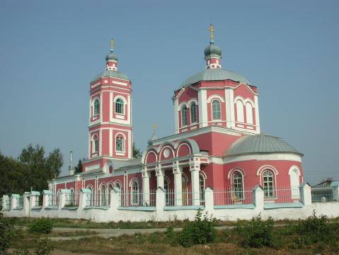 Saint George the Victorious Orthodox Church