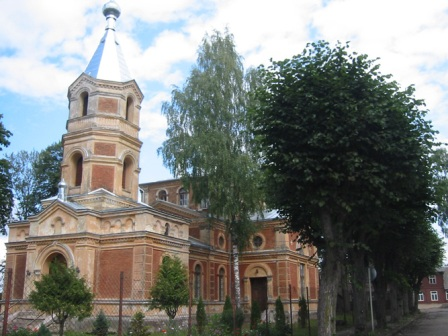 Saint Isidore Orthodox Cathedral Church