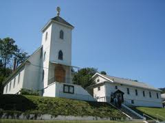 Virgin Mary Orthodox Church, Corning