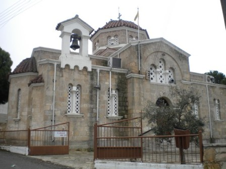 Panagia Chriseleousi Orthodox Church