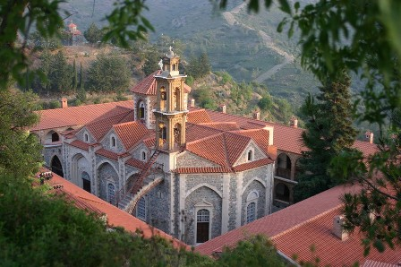 Virgin Mary of Machaira Orthodox Monastery