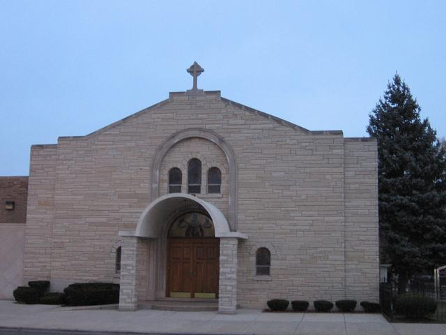 Saint Nicholas Albanian Orthodox Church