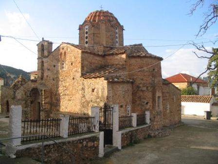 Saint Nicholas Orthodox Church, Monemvasia, Agios Nikolaos ...