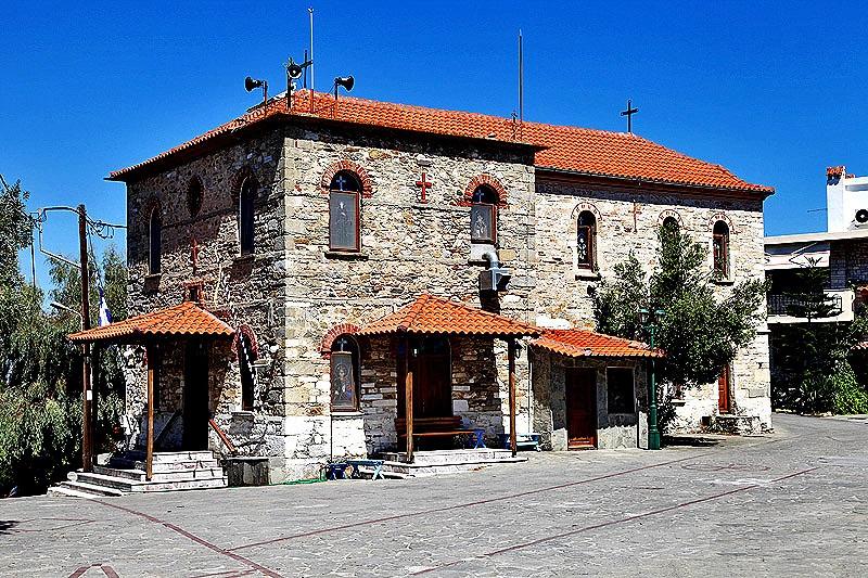 Saint Nicholas, Ammouliani