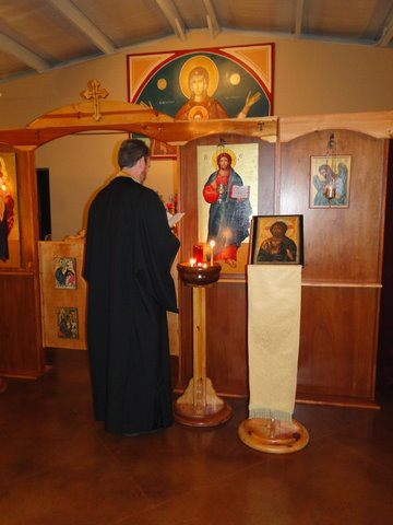 Saint Silouan the Athonite Orthodox Mission