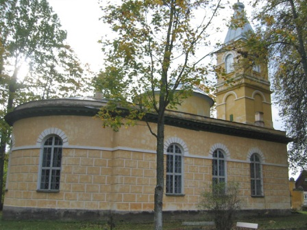 Saint Zacharias and Saint Elisabeth Orthodox church