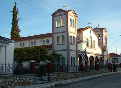 Saints Anargyroi Orthodox Church