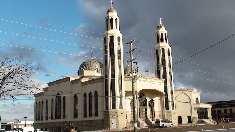 Saints Archangel Michael and Tekla Coptic Orthodox Church Brampton Ontario