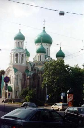 Saints Constantine and Michael Orthodox Church