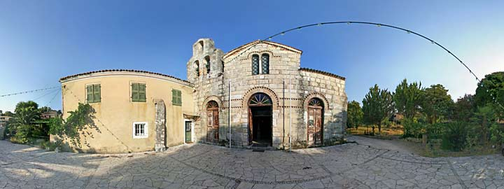 Kerkyra, Corfu, Greece @ World Orthodox Directory - Churches