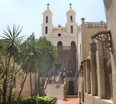 Virgin Mary and Saint Mina Coptic Orthodox Church