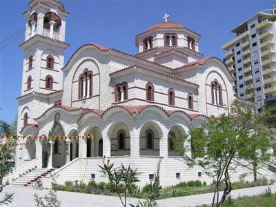 Saints Paul and Asteios Orthodox Cathedral