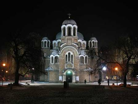 Seven Saints Orthodox Church
