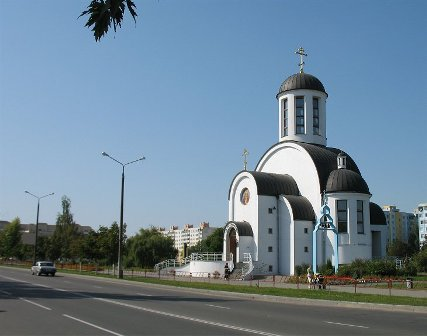 Solighorsk Orthodox Church