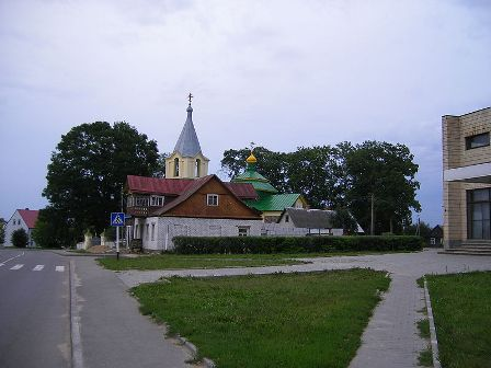 Transfiguration Orthodox Church