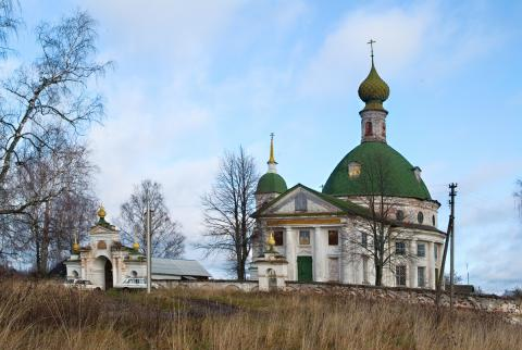 Transfiguration of Lord Orthodox Church