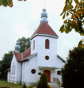 Transfiguration of Our Savior Orthodox Church