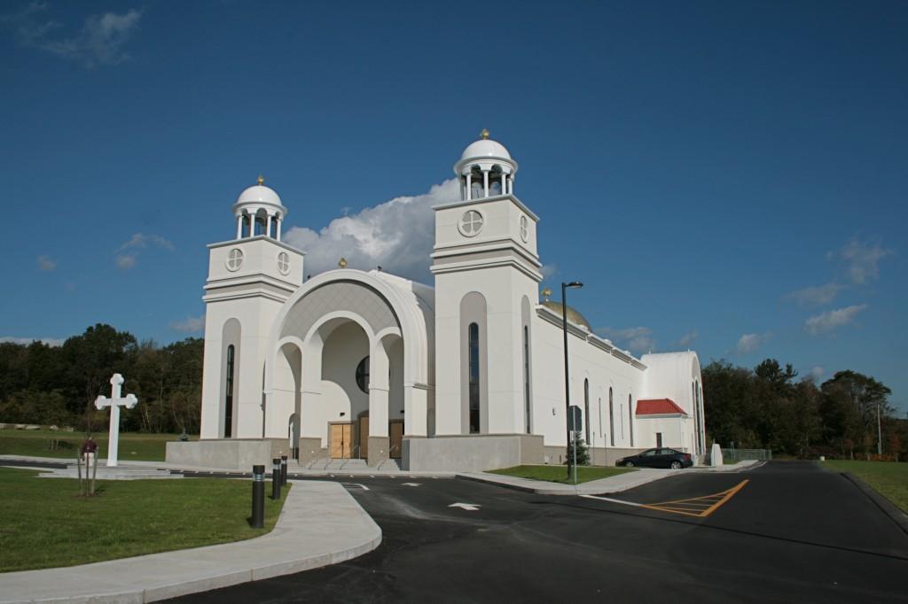 St Mary St Mina Coptic Orthodox Church Rhode Island