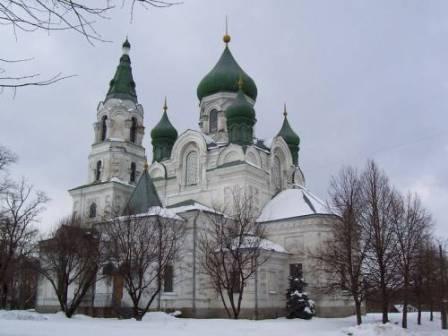 Zhytomyr Orthodox Church