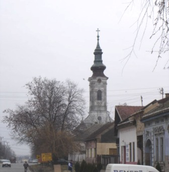 Šajkaš Orthodox Church