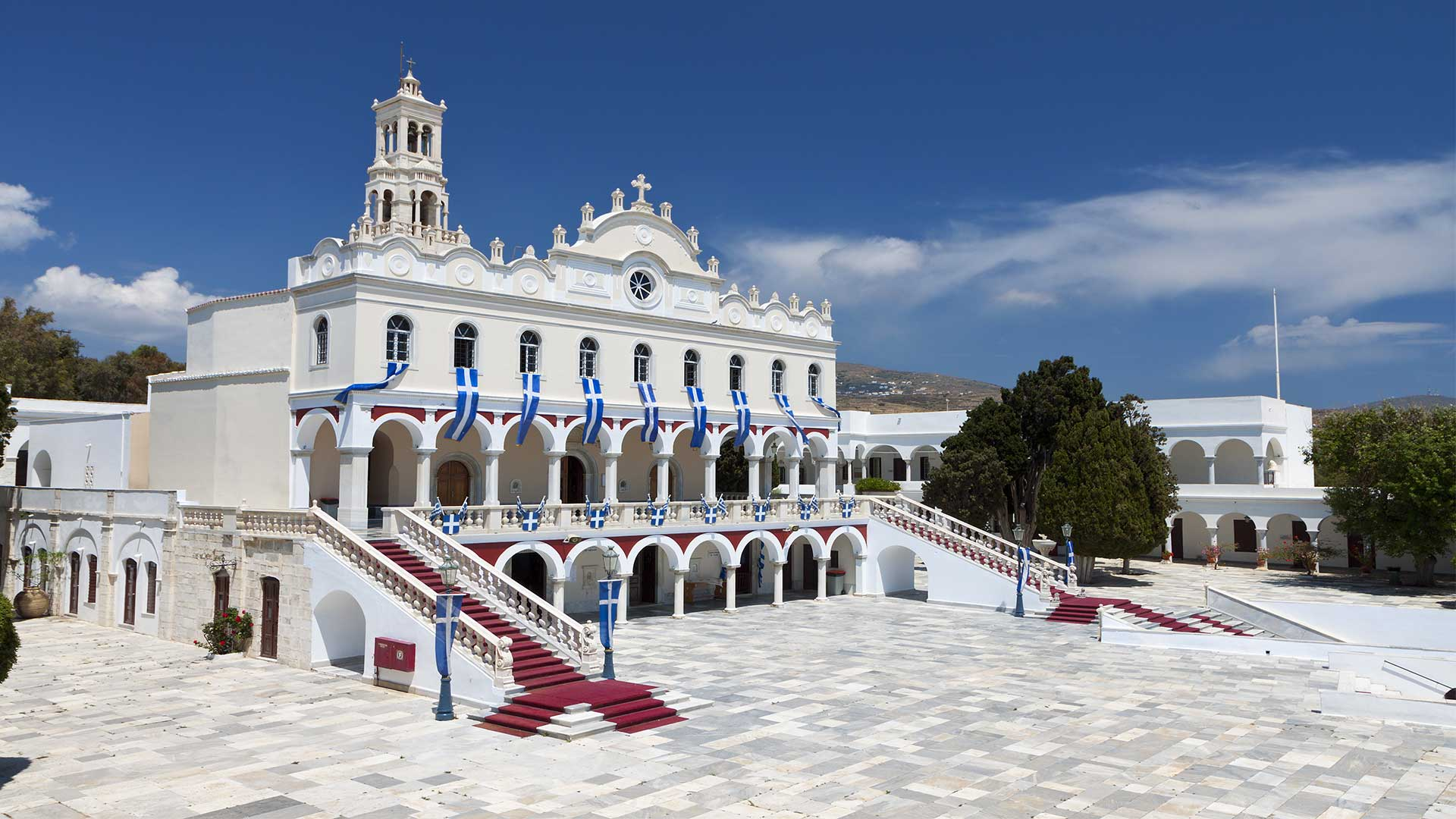Our Lady of Tinos, Tinos Island, Greece